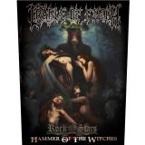 Cradle of Filth - HAMMER OF THE WITCHES. BPIM..  hátfelvarró