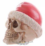 Koponya - Santa Claus - Télapó. SK184.   koponya figura