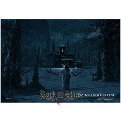 NIGHTWISH - Score movie TEXTILE POSTER. zenekaros zászló