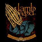 Lamb of God - Pray.   SFL. felvarró