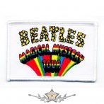 The Beatles - Standard Patch - Magical Mystery Tour.    import zenekaros felvarró