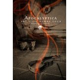 APOCALYPTICA - THE LIFE BURNS TOUR