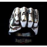 HATE - LOGO gyűrű