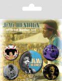 Jimi Hendrix.  jelvényszett