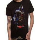 BATMAN ARKHAM KNIGHT - COMBAT SUIT T-Shirt. AKCIÓ ! import filmes  póló