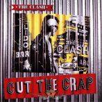 THE CLASH - CUT THE CRAP.   SFL. felvarró