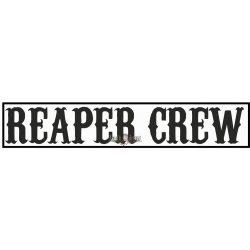 REAPER CREW  felvarró