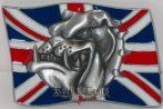 BRITISH BULLDOG . övcsat