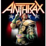 ANTHRAX - Dredd.   SFL. felvarró