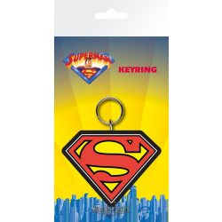 Superman Logo. kulcstartó