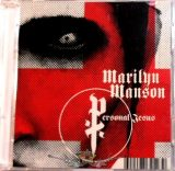 Marilyn Manson - Personal Jesus. Pock It. Mini Single CD. RITKA !