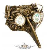 Steampunk - Mask Hypno. VO.842-1306.  álarc, maszk