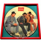 Run-DMC ‎– Limited Edition Interview Picture Disc. RITKA !