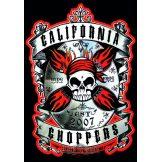 CALIFORNIA CHOPPERS.  zászló
