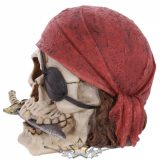 Koponya - Kalóz - Pirat. SK241.   koponya figura