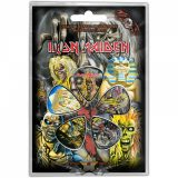 IRON MAIDEN - EARLY ALBUMS Plectrum Pack. gitárpengető szett