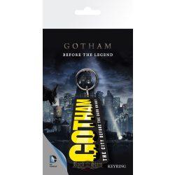 Batman - Gotham logo . kulcstartó