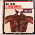 50 CENT - 21 QUESTIONS. Pock It. Mini Single CD. RITKA !