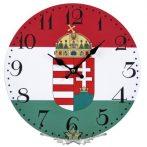 Magyar Címer - Szent Korona.  falióra