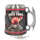 Five Finger Death Punch - Tankard 15cm. korsó, kehely.