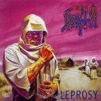 Death - Leprosy.   SFL. felvarró