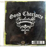 GOOD CHARLOTTE - PREDICTABLE. Pock It. Mini Single CD. RITKA !