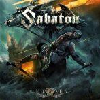 SABATON - HEROES.   SFL. felvarró