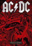 AC/DC - Rock n roll train TEXTILE POSTER. zenekaros zászló