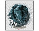 IN FLAMES siren charms WPATCH.  felvarró