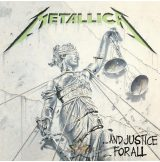 METALLICA - AND JUSTICE....  felvarró