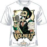 VOLBEAT.  zenekaros  póló.