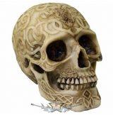 Koponya - Tribal.   CL.96652. koponya figura