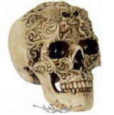 Koponya - Celtic skull. BE.  koponya figura