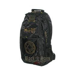 HIM - Ville Valo. gothic rock band. - Heartagram táska.  Black Backpack. válltáska