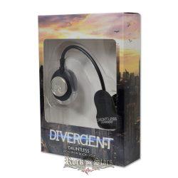 Divergent - A BEAVATOTT. Dauntless LED Clip-On Book light. mini led lámpa