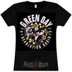 Green Day - Revolution radio  női póló
