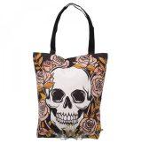 Skull & Roses - Lisa Parker.  táska, bevásárló táska