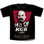 Lenin - KGB - SO GOOD. vicces, poen póló