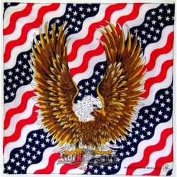 EAGLE USA - FREEDOM  vászon kendő
