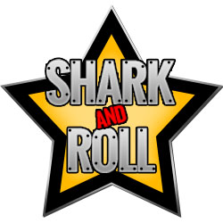 bfcb5de9bc SKULLS - KOPONYÁK. USA. vászon kendő - Shark n Roll - Rock- Metal ...