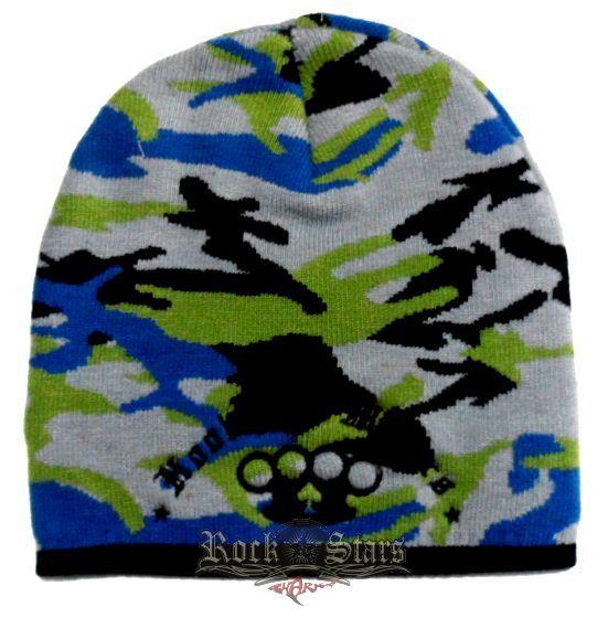 Military green. kötött sapka - Shark n Roll - Rock- Metal - Webshop ... 725f4abc0c