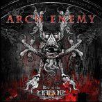 Arch Enemy - Tyrant.   SFL. felvarró