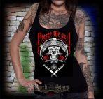 PIERCE THE VEIL - MEXICAN SKULL. női póló, trikó