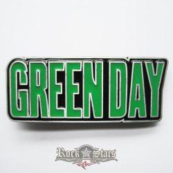 GREEN DAY - LOGO  övcsat