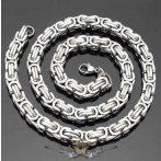 Bizánci lánc. Byzantine Chain Necklace For MEN   6.mm   nyaklánc, medál. JVP2.