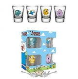 Adventure Time - Shot Glass ...  üvegpohár szett
