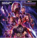 Avengers -Endgame – Official naptár 2020.  fali naptár, calendar