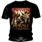 KATAKLYSM - Heavens Venom.  zenekaros  póló.