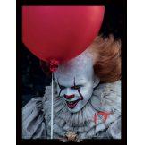 IT (Pennywise Balloon). keretezett kép. 30 x 40 Collector Print