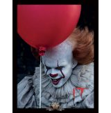 IT (Pennywise Balloon). keretezett kép. 30 x 40 Collector Print
